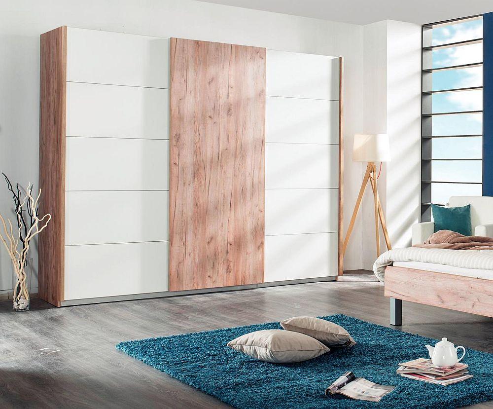 Dulap model Castor. Vezi dimensiuni, tip deschidere ușă, materiale și preț AICI.