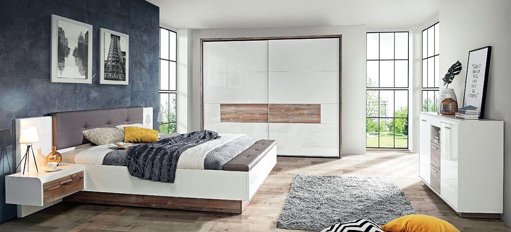 Dormitor colecția Barmenda. Vezi număr piese, materiale, dimensiuni, prețuri AICI.