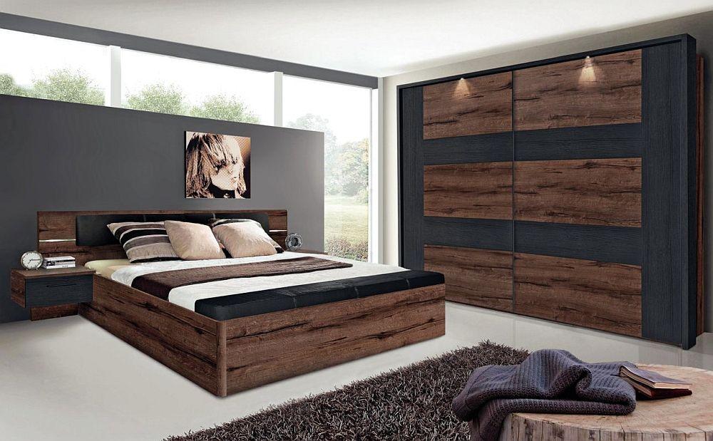 Dormitor colecția Redondo. Vezi număr piese, materiale, dimensiuni, preț AICI.