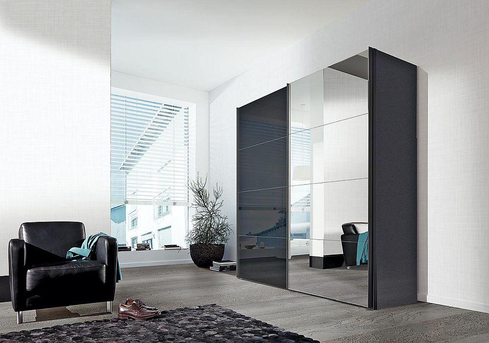 Dulap model Sydney. Vezi dimensiuni, tip deschidere ușă, materiale și preț AICI.