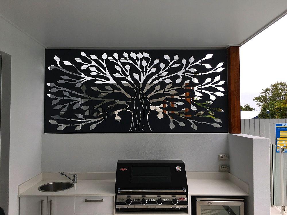 Panou de gard model Tree 2. Vezi detalii AICI.