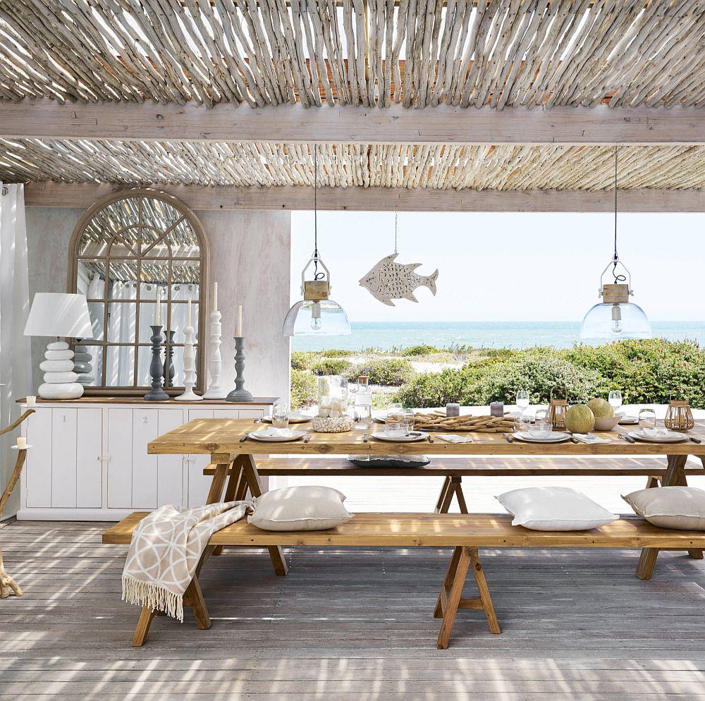 adelaparvu.com despre stilul marin, coastal style, Foto Maisons du Monde UK