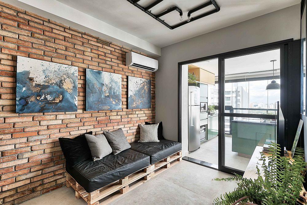 adelaparvu.com despre 3 camere in 49 de mp, design VOA Arquitetura, Foto Rafael Renzo (4)