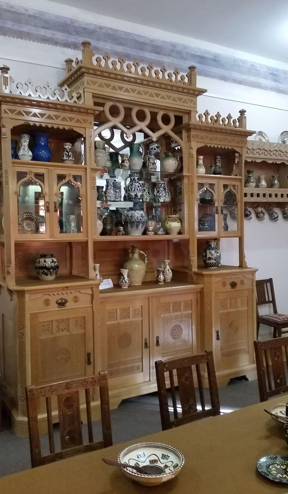 adelaparvu.com despre Vila Minovici, arhitectura in stil popular romanesc (9)