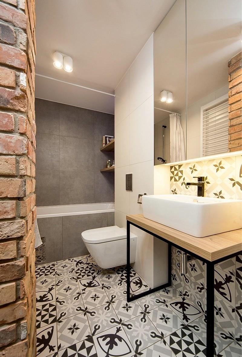 adelaparvu.com despre amenajare apartament 90 mp, design interior Widawscy Studio Architektury, Foto Tomasz Borucki (14)