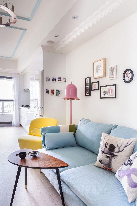 adelaparvu.com despre apartament colorat, Taiwan, design HAO Design Studio, heycheese.com Foto (17)