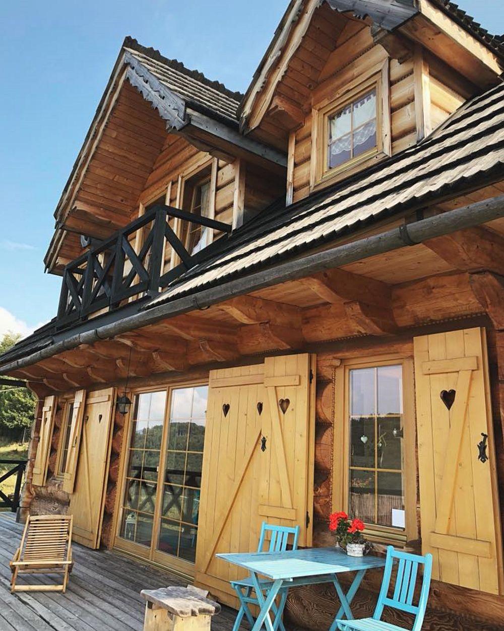 adelaparvu.com despre casa din lemn la munte, DOM Kawa na Kotarzu, Polonia, Foto Michal Skorupski (2)
