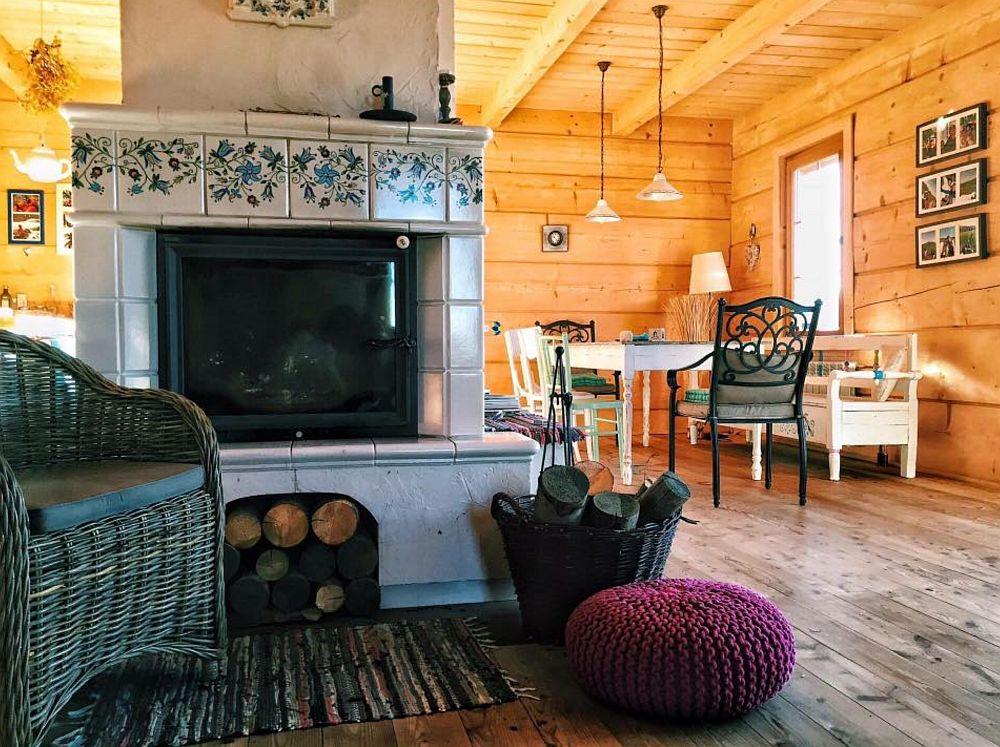 adelaparvu.com despre casa din lemn la munte, DOM Kawa na Kotarzu, Polonia, Foto Michal Skorupski (3)