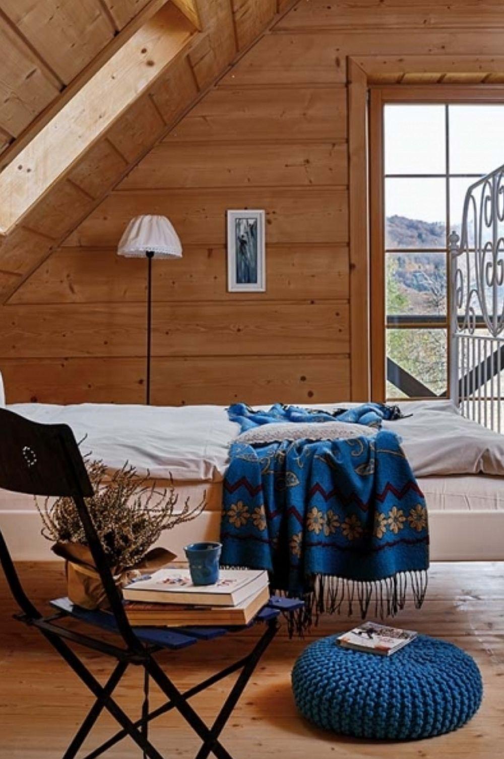 adelaparvu.com despre casa din lemn la munte, DOM Kawa na Kotarzu, Polonia, Foto Michal Skorupski (7)