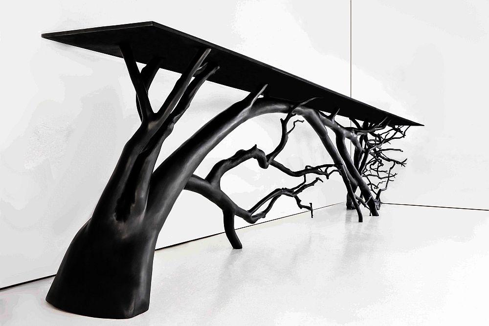 Consola Bilbao, designer Sebastian ErrzZuriz