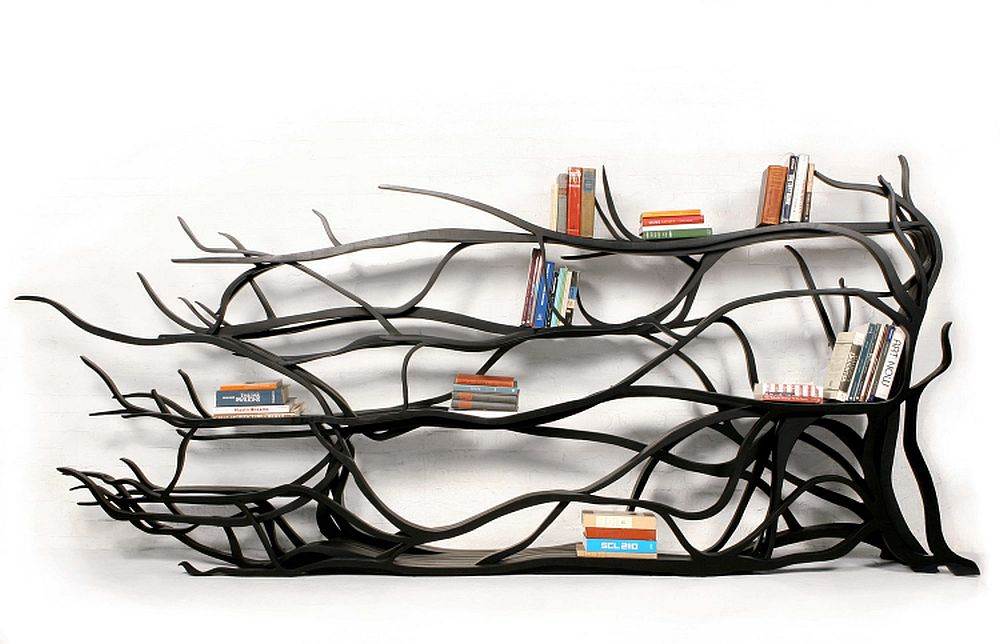 Biblioteca Metamorphosis, designer Sebastian ErraZuriz