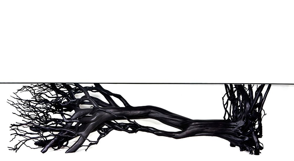 Masa Tree Table, designer Sebastian ErraZuriz