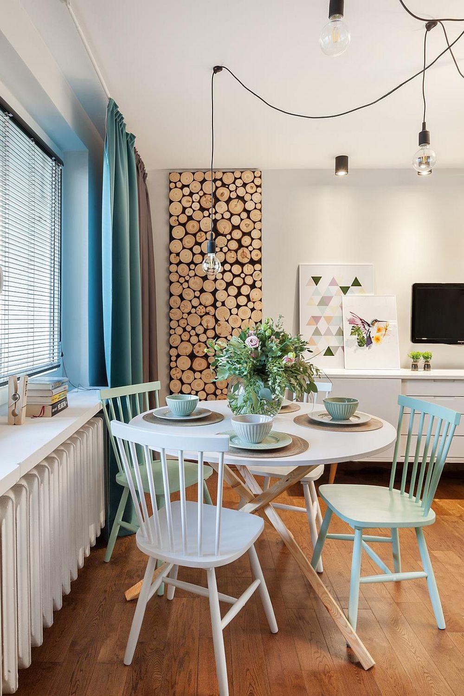adelaparvu.com despre renovare bucatarie deschisa cu living, 20 mp, designer Iwona Bernaciak, Foto Monika Filipiuk-Obalek (9)
