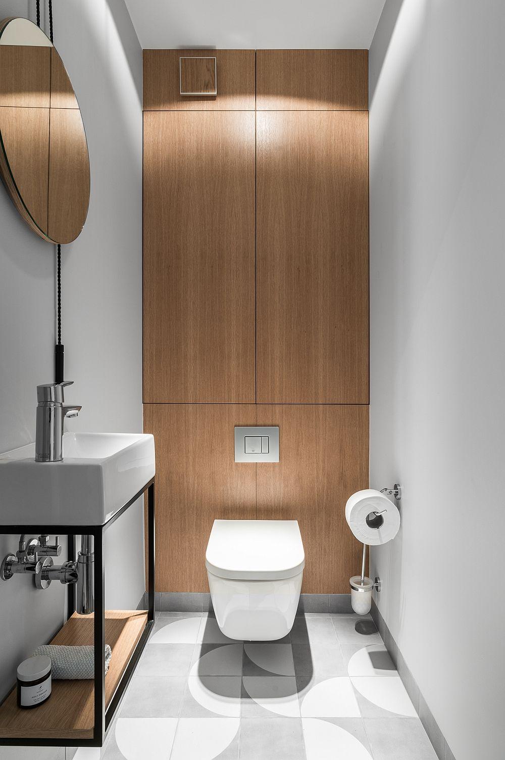 adelaparvu.com despre apartament amenajat in stil urban jungle, design Raca Architekci, Foto Mohito (23)