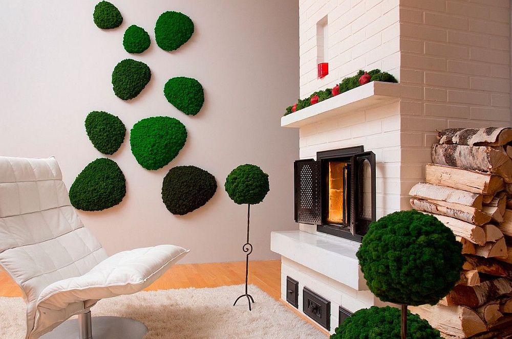 adelaparvu.com despre licheni decorativi, interioare cu licheni (10)