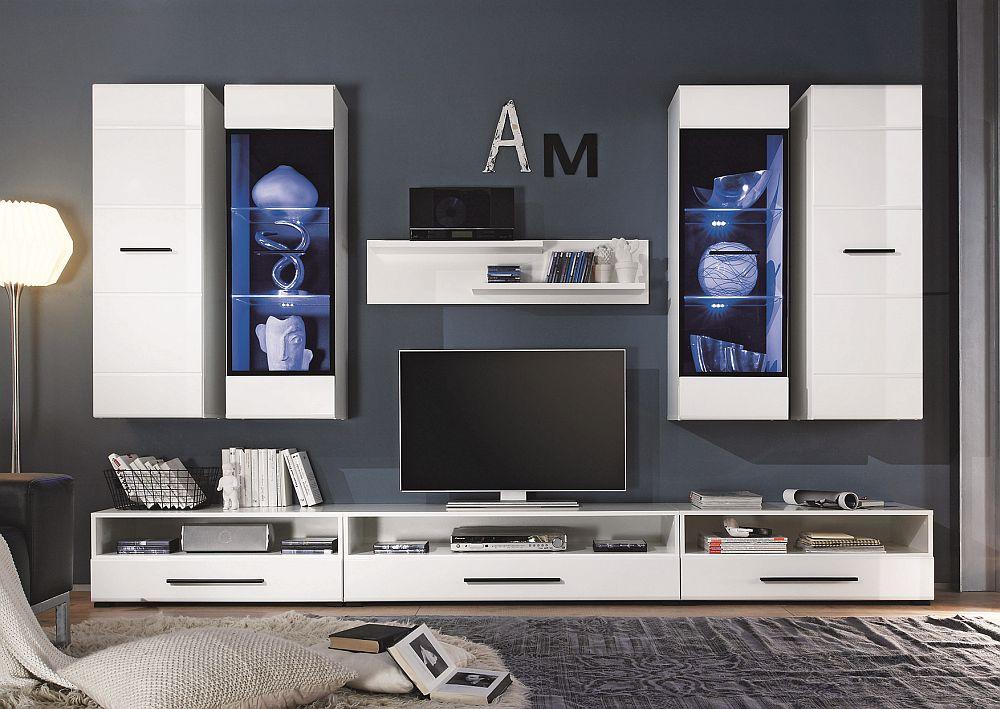 Set living ATTENZIONE - VEZI AICI LINK Preț vechi: 1.999 lei Preț nou: 1.399 lei Reducere: 30% Include sistem de iluminare LED