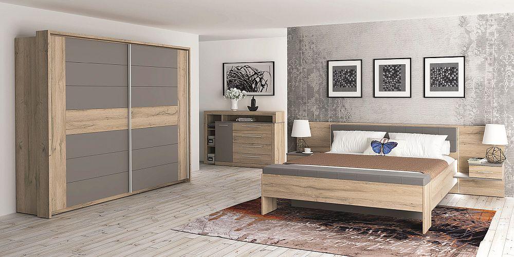 Program dormitor BRAGGIA Reducere: 30%