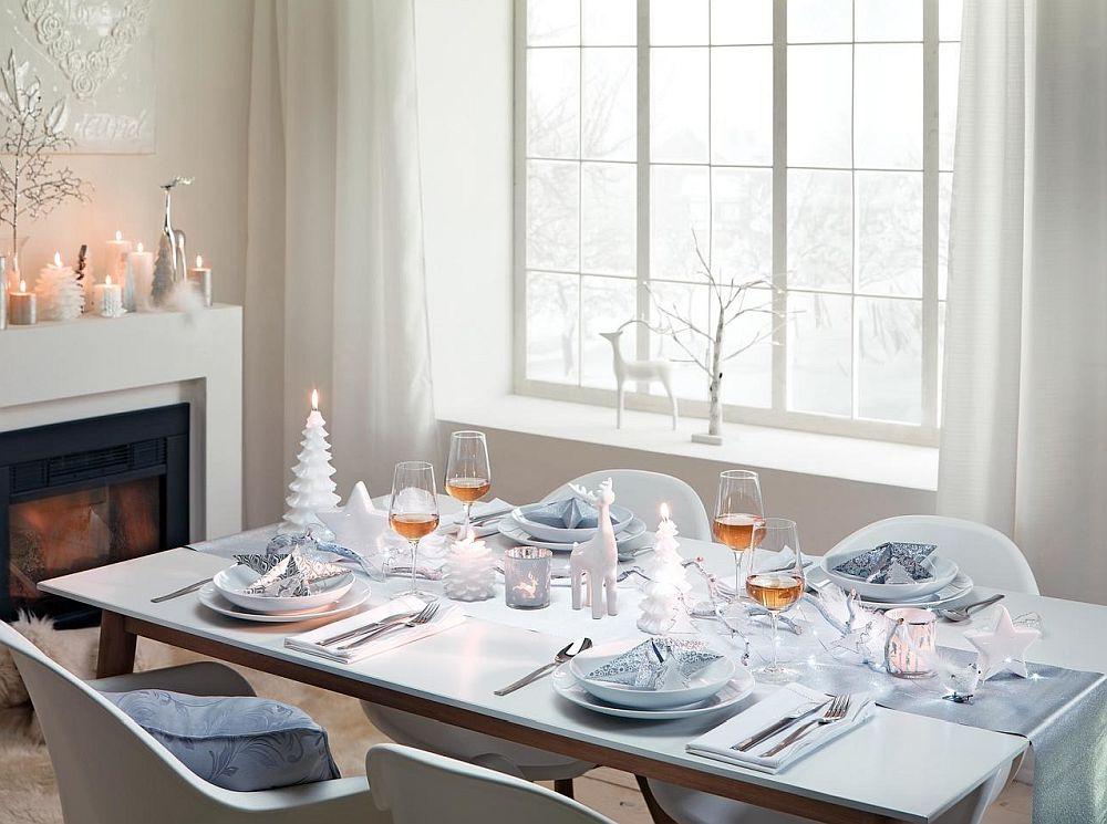 Totul pentru aranjarea mesei de Crăciun, vezi catalogul AICI.