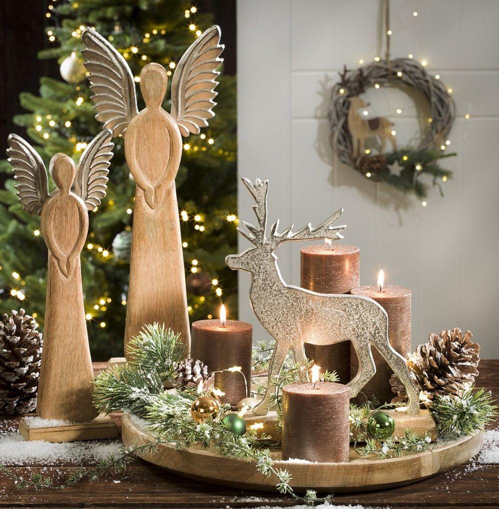 Îmi plac decorațiunile sub formă de îngeri. Vezi mai multe detalii AICI.