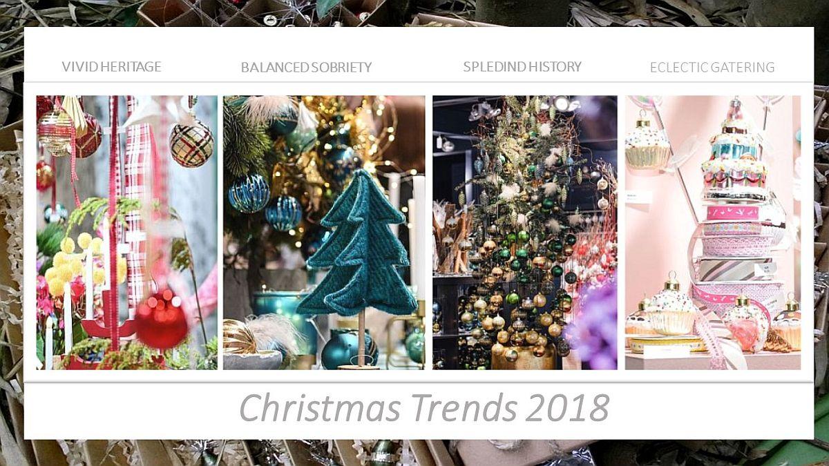 adelaparvu.com despre Trenduri de Craciun 2018, Foto Christmasworld 2018 (5)