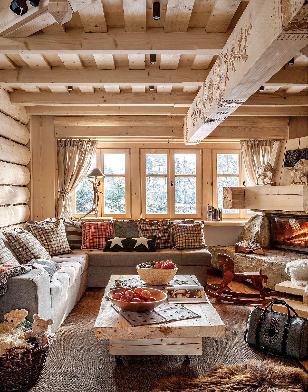 adelaparvu.com despre cabana din lemn rustica, Gorska Osada, Polonia, designer Urszula Gorska-Iwicka, Foto Rafal Lipski (6)