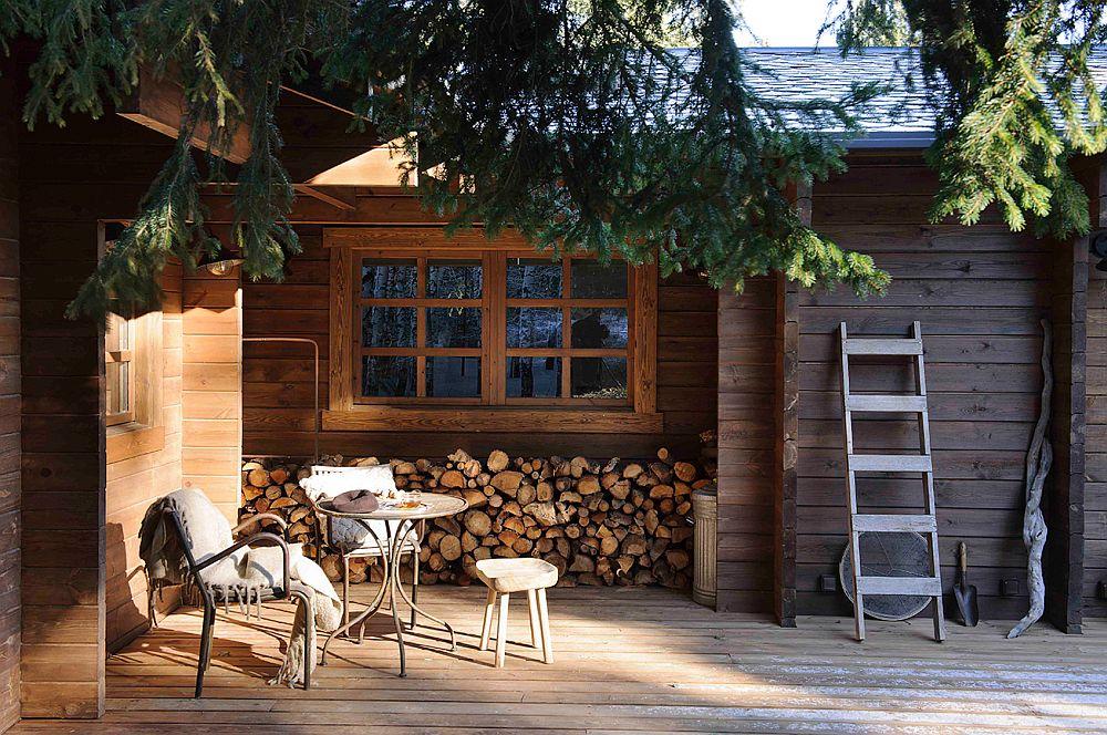 adelaparvu.com despre cabana in Alpi, decor Lara Valles, foto ElMueble, Pere Peris (14)