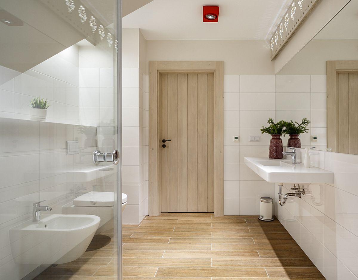 adelaparvu.com despre apartament de vacanta in cabana de munte, design apart1050, Polonia (6)
