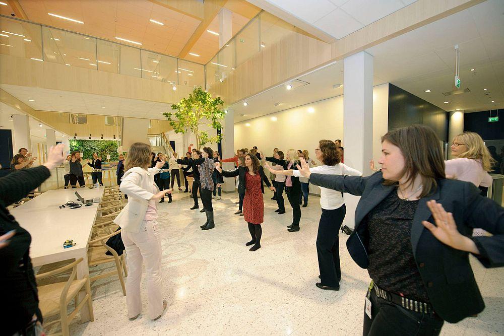 adelaparvu.com despre standardul WELL pentru cladiri de birouri, Foto Skanska (11)