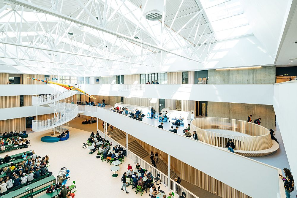 adelaparvu.com despre standardul WELL pentru cladiri de birouri, Foto Skanska (6)