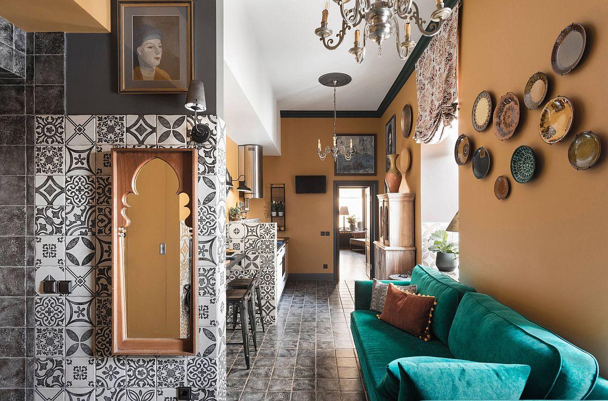 adelaparvu.com despre apartament 54 mp, design interior Marina Chernova, Foto Dmitry Tsyrenshchikov, Irina Bykova (7)