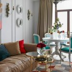 adelaparvu.com despre apartament 73 mp artistic amenajat, designer Daria Vasilkova, Foto Sergey Krasyuk (8)