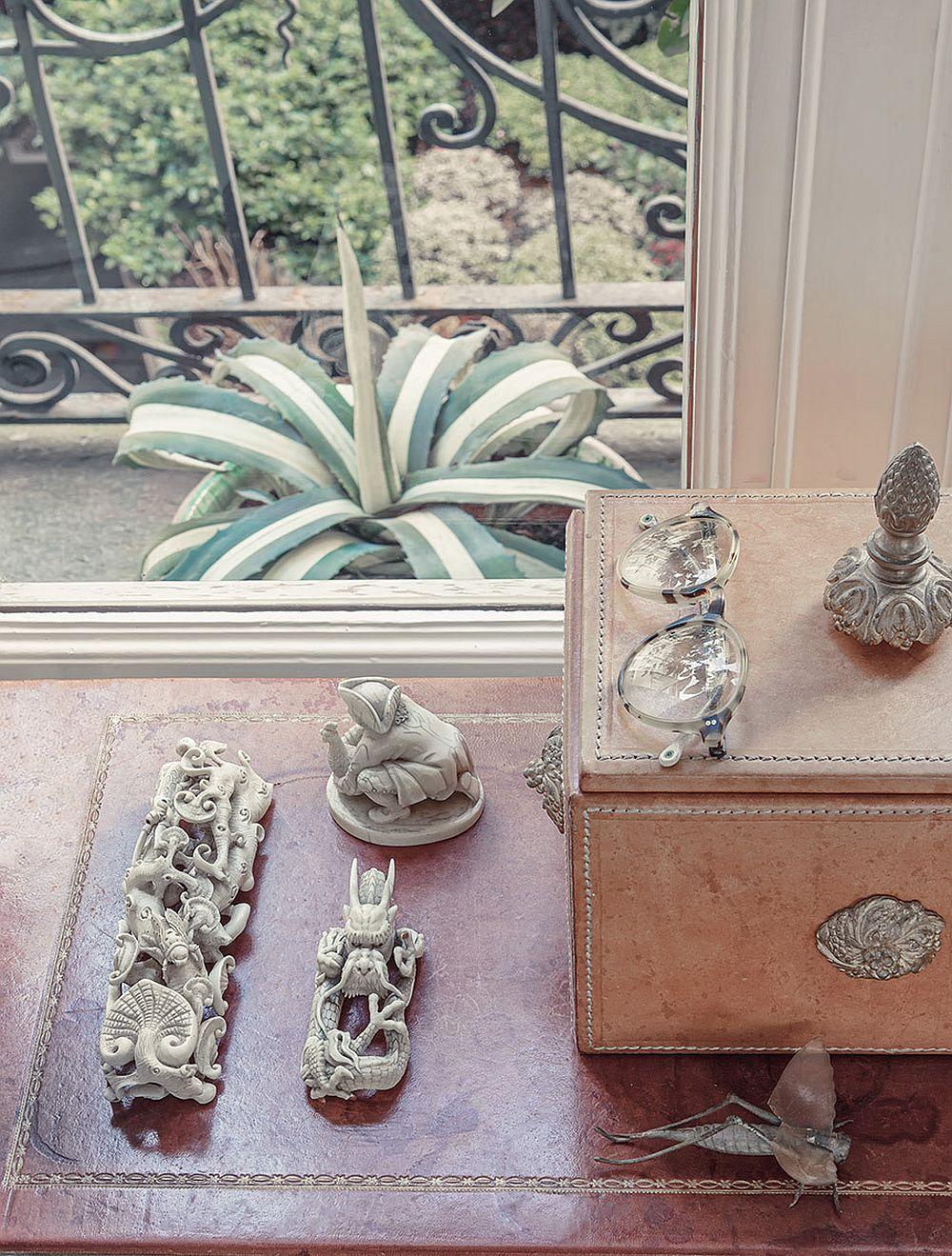 adelaparvu.com despre casa unui colectionar de antichitati Maurizio Epifani, Milano, Foto Lorenzo Pennati (7)
