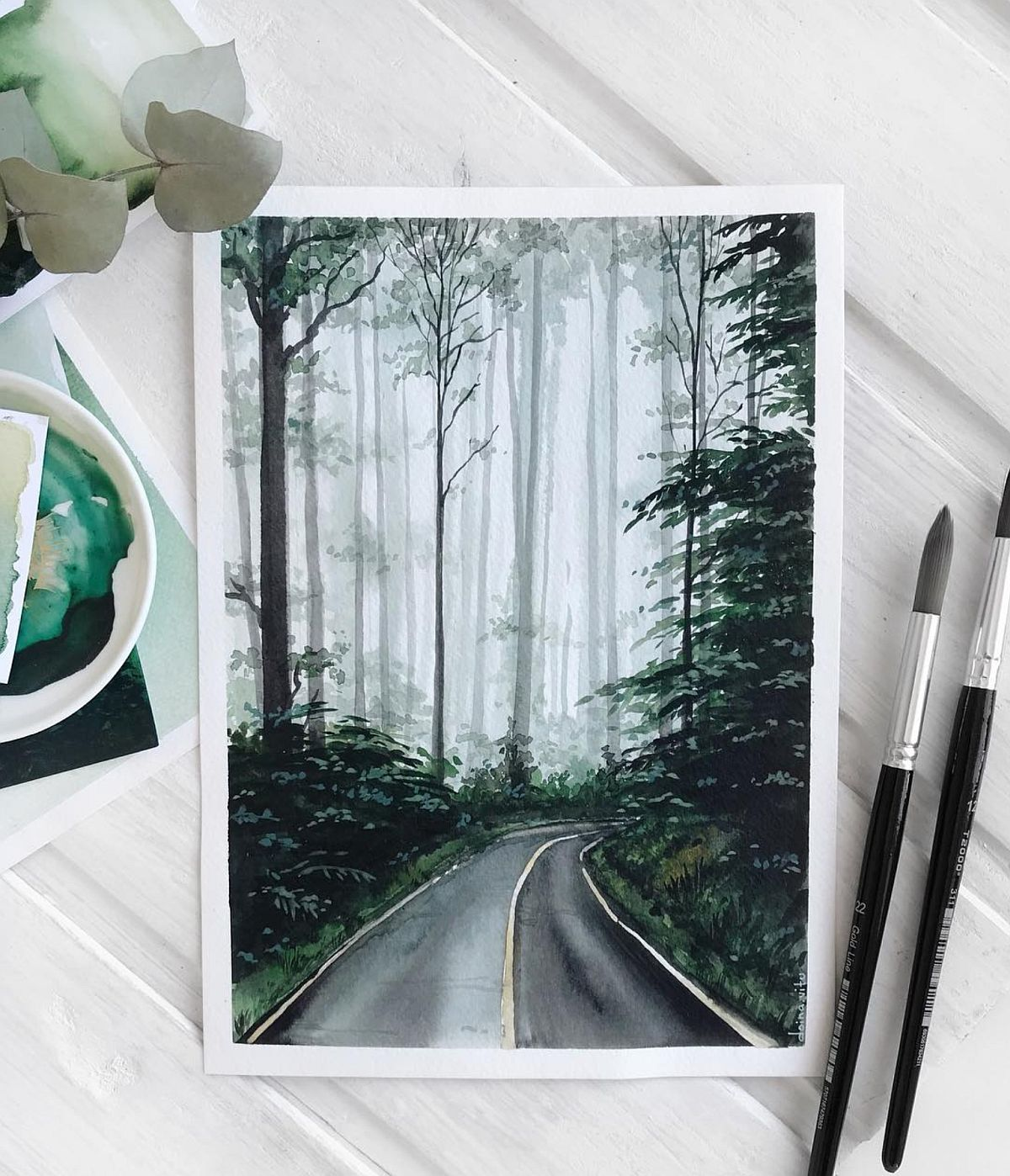 adelaparvu.com despre picturi natura Doina Vitu (8)