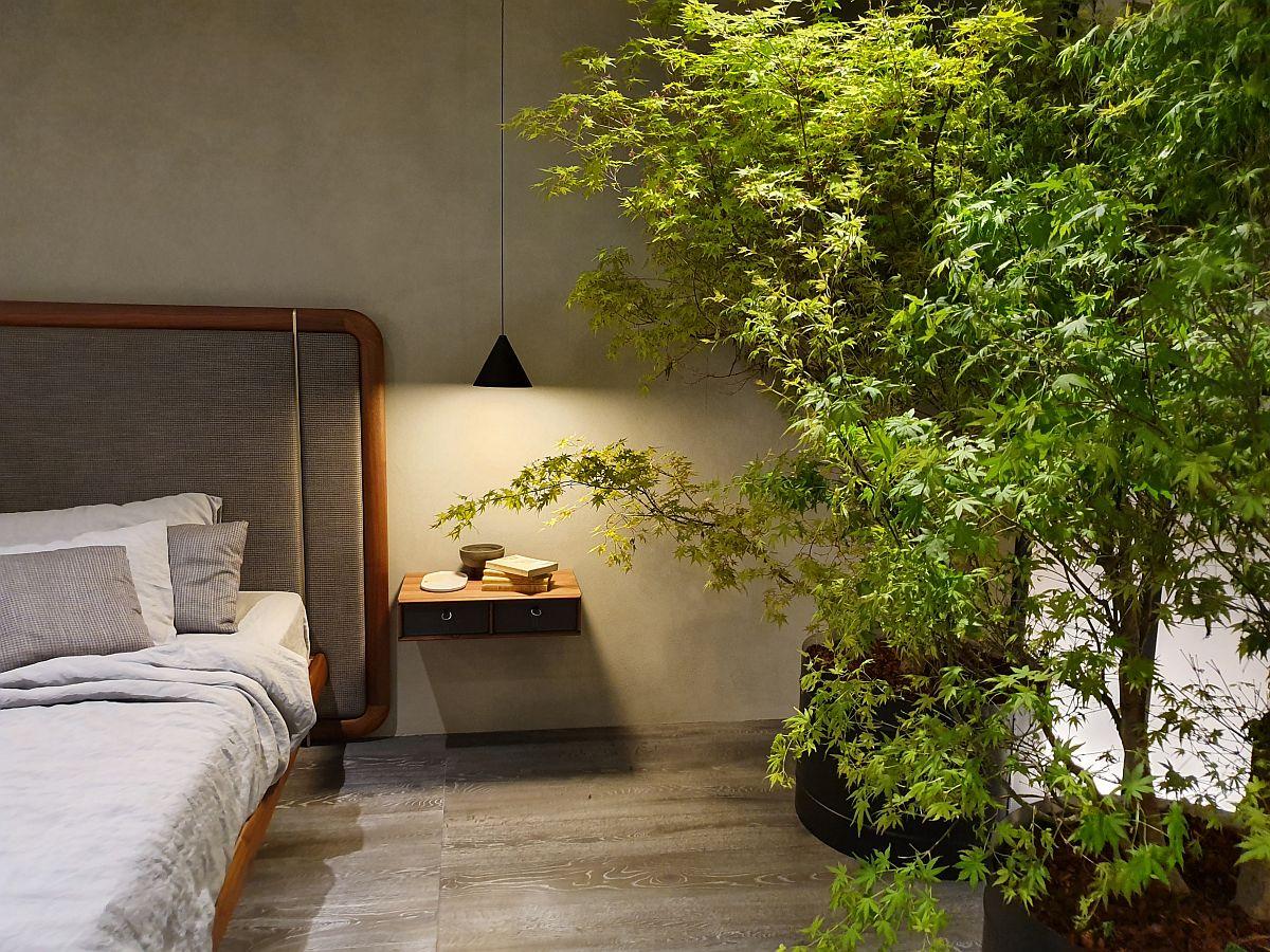 Când ai o mobilă frumoasă, cum e cea de la Ceccotti Collezioni, nu mai ai nevoie decât de un iluminat bine gândit și plante care să-ți inducă starea de bine.