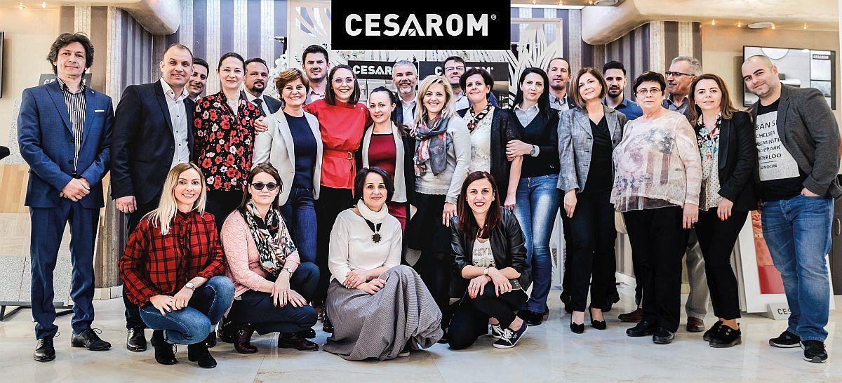 O amintire dragă mie cu o parte din oamenii pe care i-am cunoscut la lansarea colecție Cesarom 2019. M-am simțit minunat la CLuj-Napoca și sunt bucuroasă că v-am putut împărtăși și vouă despre ceea ce am văzut acolo, dar mai ales despre ceea ce se produce la noi în țară.