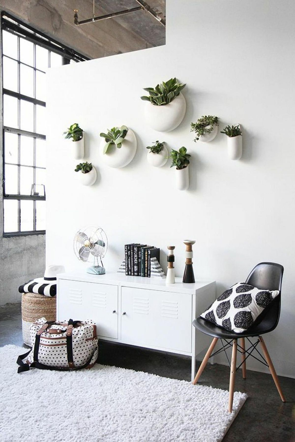 adelaparvu.com despre idei de decorare a casei cu plante (1)