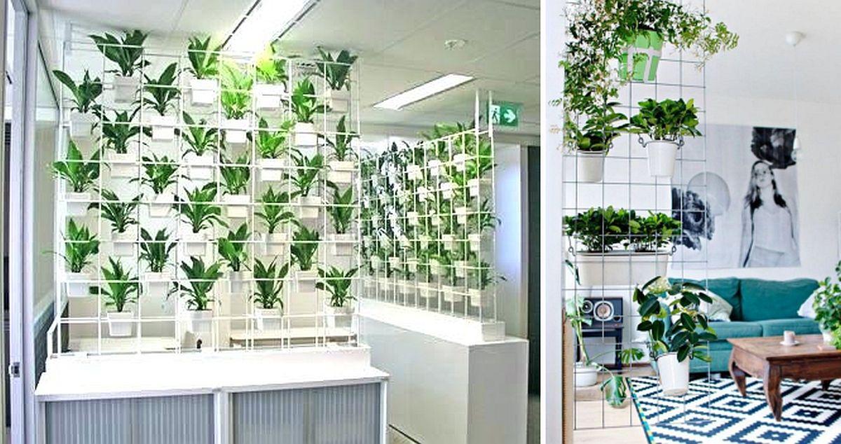 adelaparvu.com despre idei de decorare a casei cu plante (4)
