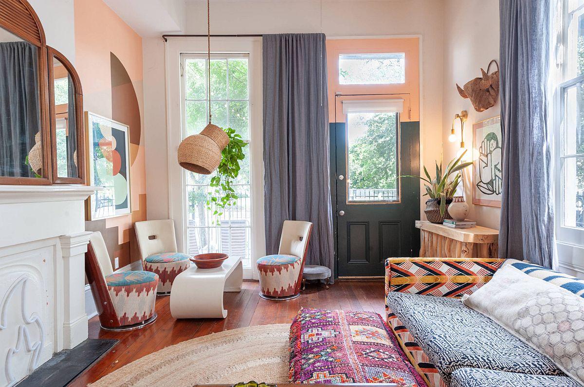 adelaparvu.com despre idei de decorare a casei cu plante, Foto Kayla Stark