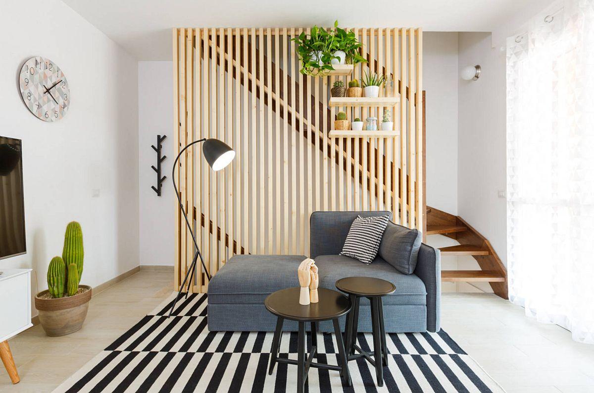 adelaparvu.com despre idei de decorare a casei cu plante, Foto Maurizio Giovannoni Architetto