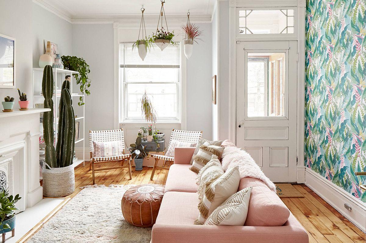 adelaparvu.com despre idei de decorare a casei cu plante, Foto Michelle Gage
