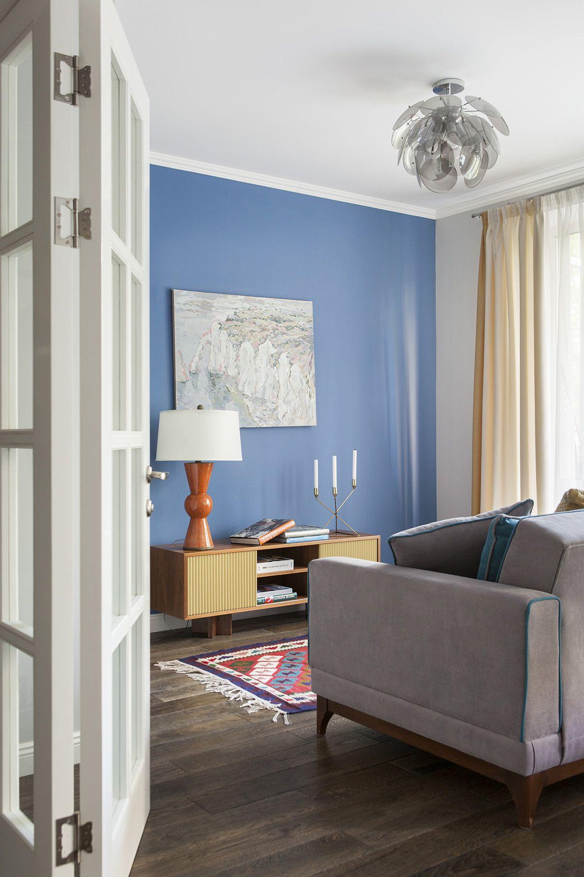 adelaparvu.com despre amenajare apartament 2 camere, 50 mp, design ElBorn Studio, Foto Yuri Grishko (1)