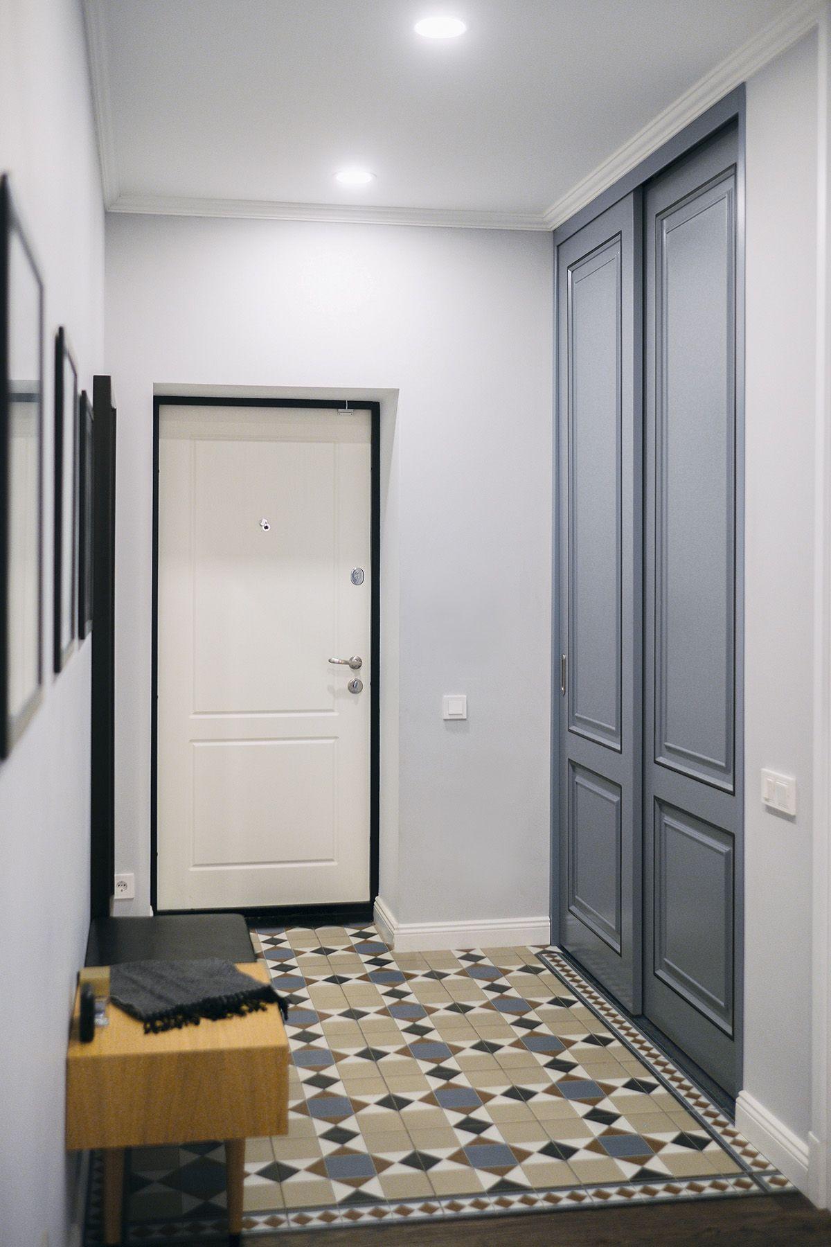 adelaparvu.com despre amenajare apartament 2 camere, 50 mp, design ElBorn Studio, Foto Yuri Grishko (16)