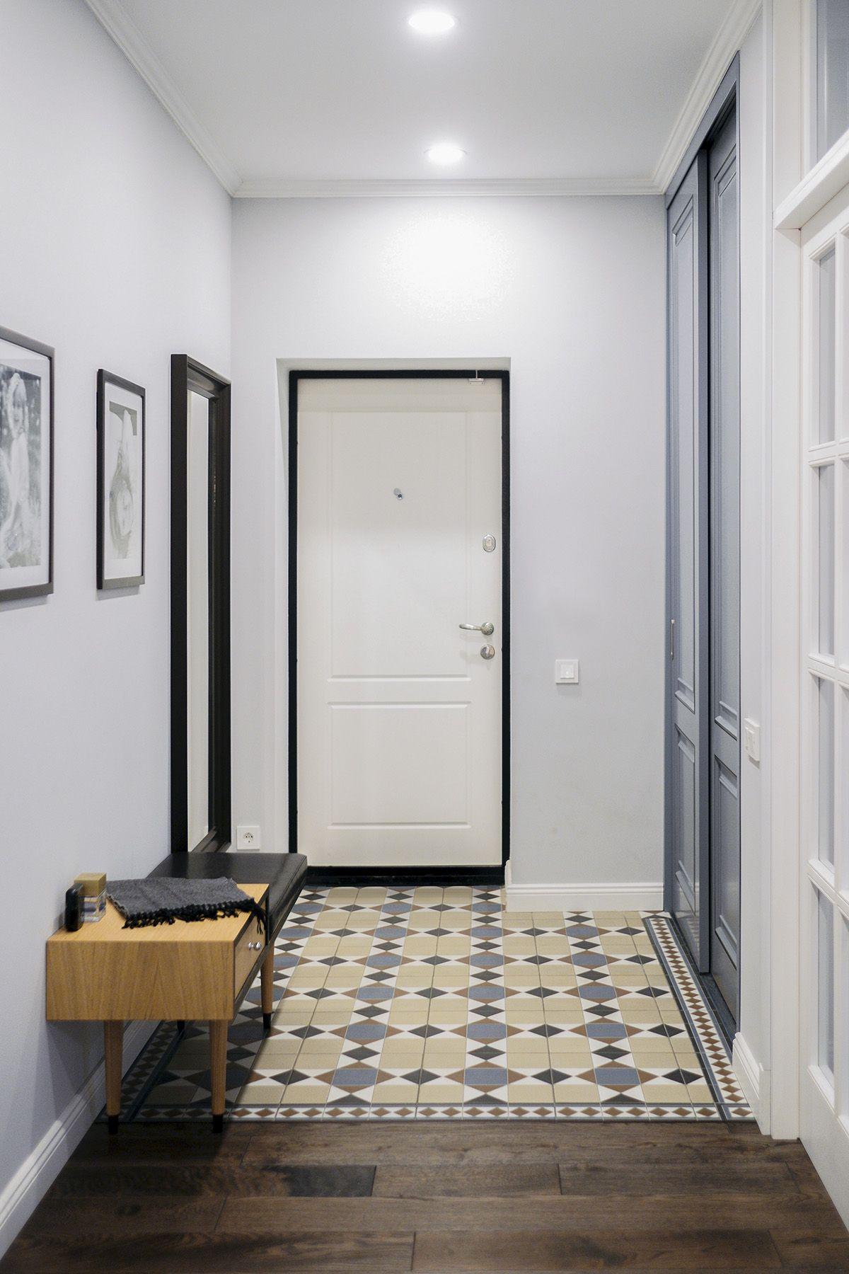 adelaparvu.com despre amenajare apartament 2 camere, 50 mp, design ElBorn Studio, Foto Yuri Grishko (17)