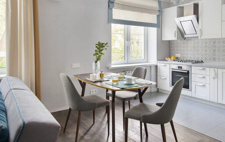 adelaparvu.com despre amenajare apartament 2 camere, 50 mp, design ElBorn Studio, Foto Yuri Grishko (26)