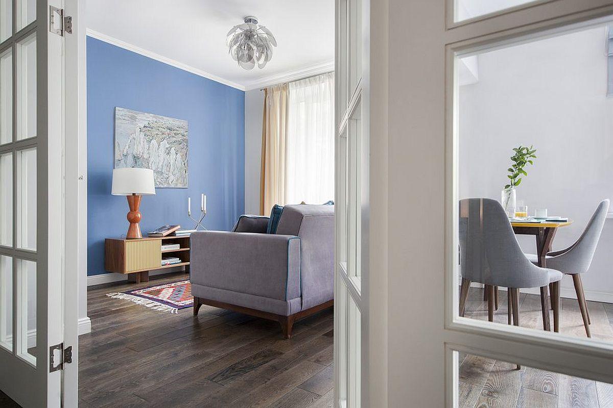 adelaparvu.com despre amenajare apartament 2 camere, 50 mp, design ElBorn Studio, Foto Yuri Grishko (5)