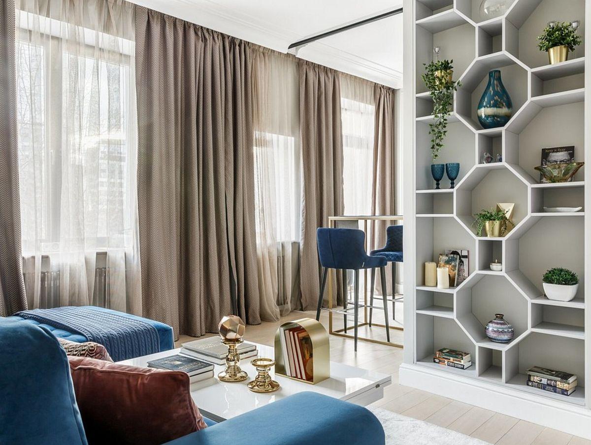 adelaparvu.com despre amenajare apartament 68 mp, design Ukvartira (1)