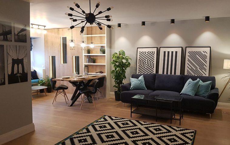 adelaparvu.com despre apartament 60 mp Bucuresti, interior design Andreea Besliu, Alderamin Studio, Foto Andreea Besliu (2)