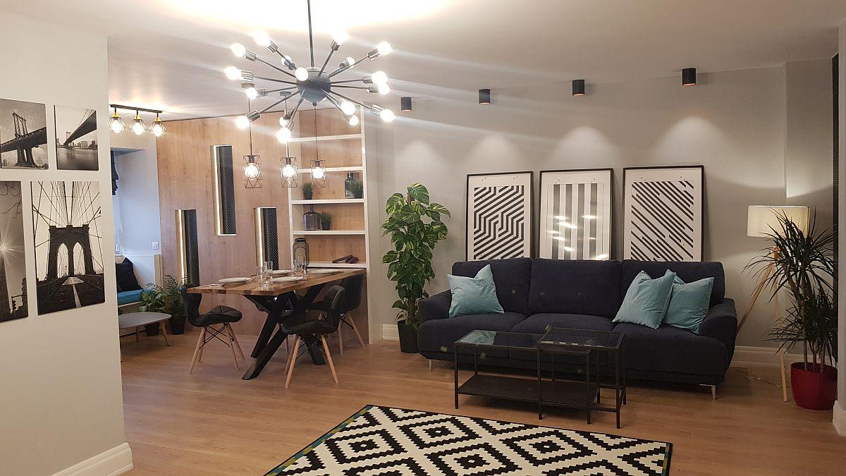 adelaparvu.com despre apartament 60 mp Bucuresti, interior design Andreea Besliu, Alderamin Studio, Foto Andreea Besliu (3)