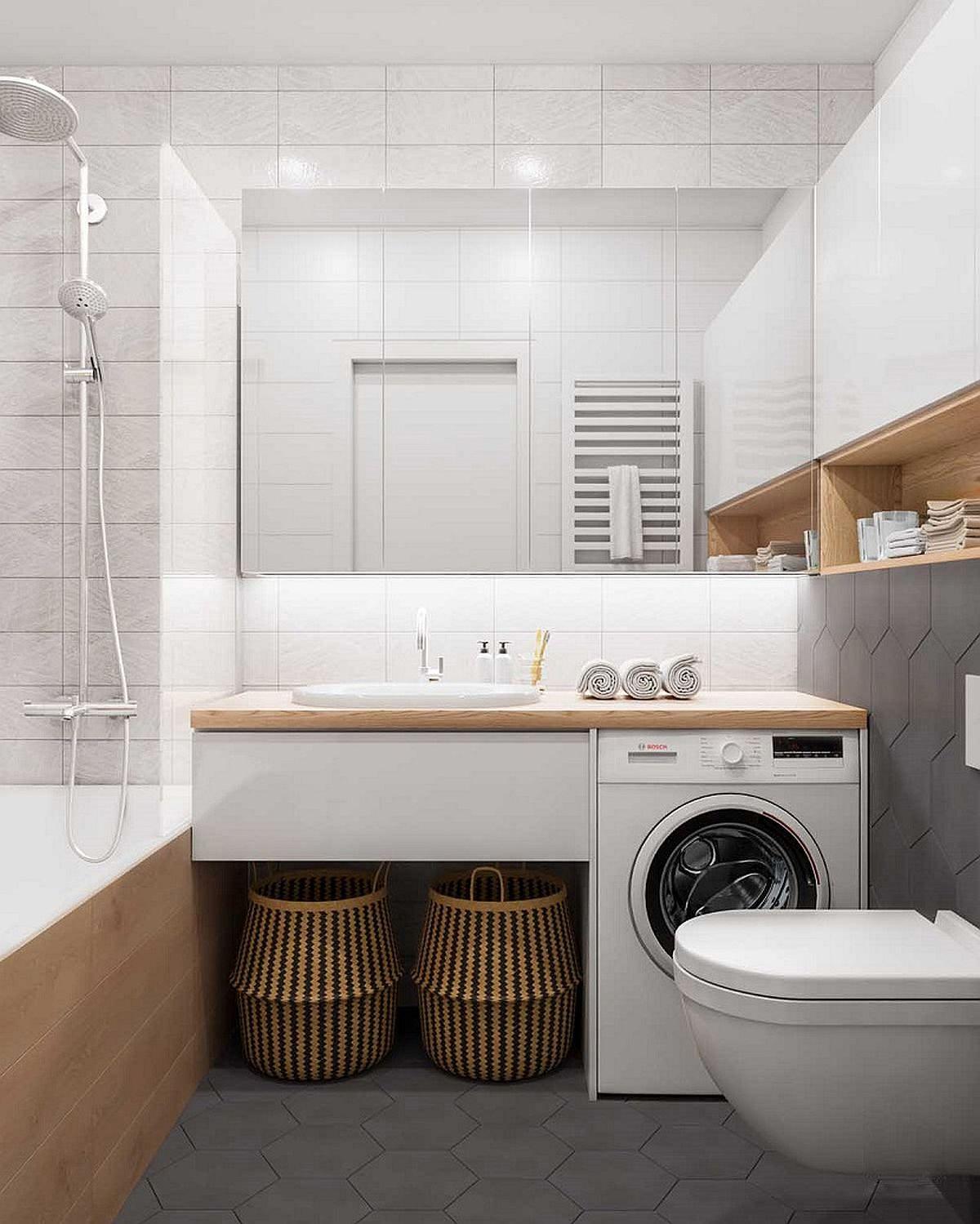 adelaparvu.com despre masina de spalat rufe in baie (7)