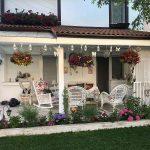 adelaparvu.com despre terasa si gradina in stil shabby chic, Constanta (5)